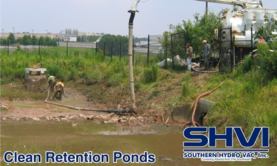 Detention Pond Maintenance