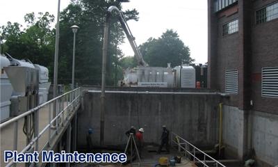 HydroVac Plant Maintenance