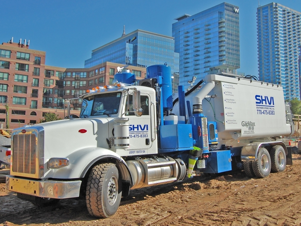 Atlanta Hydro Excavation Service