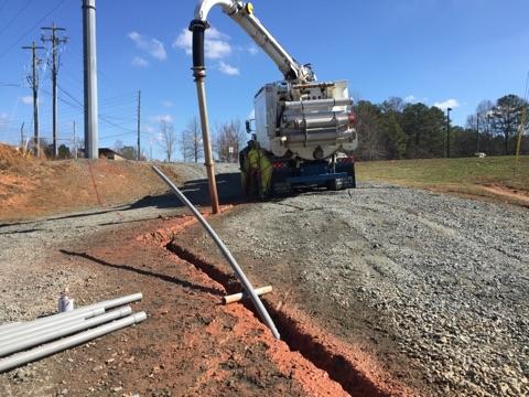 Atlanta Utility Trenching Service